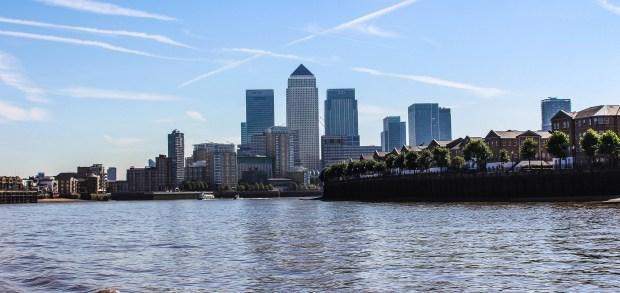 """""""Canary Wharf"""" von Dave Straven via flickr.com. Lizenz: Creative Commons 2.0"""