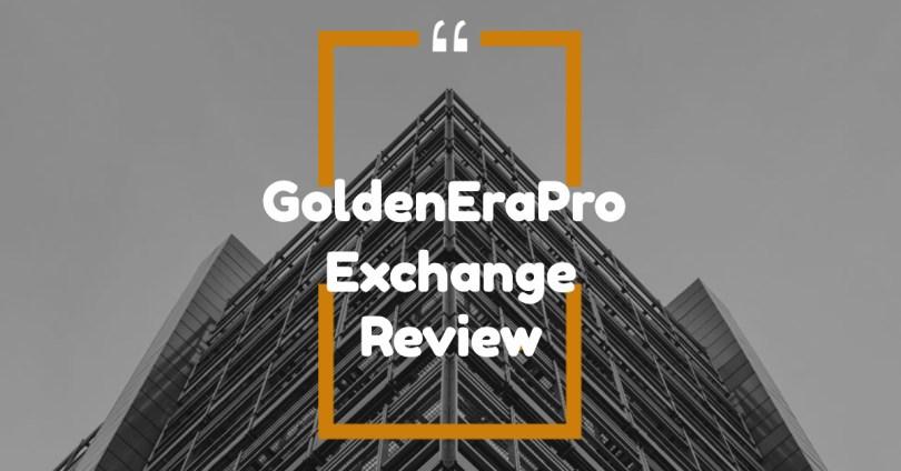 GoldenEraPro Exchange