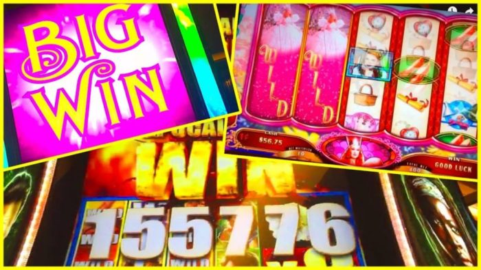What slot machines are at the sands bethelelem