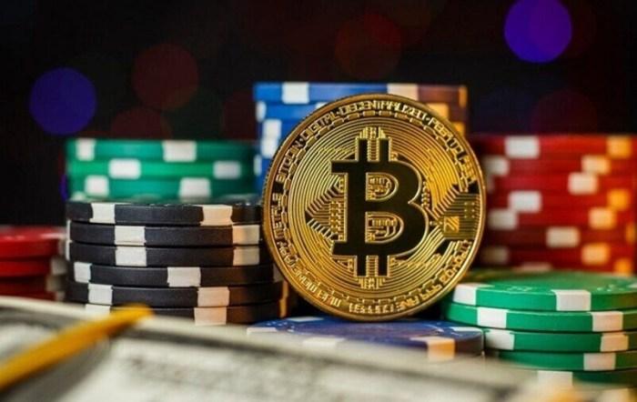 Crypto casino legit