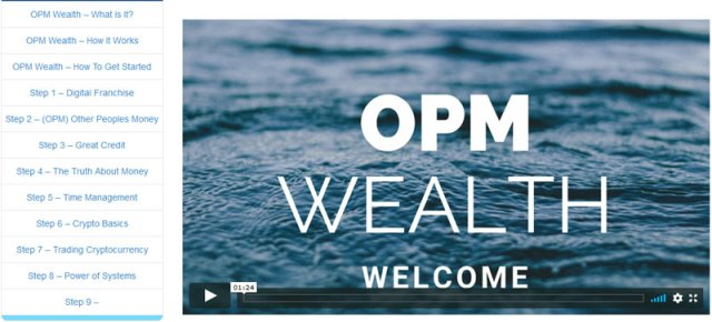 Opm wealth members area Cryptocurrency OPM Wealth Plutus Plan High Ticket Digital Franchise System Review