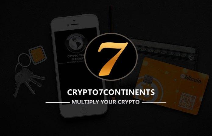 CryptoSevenContinents