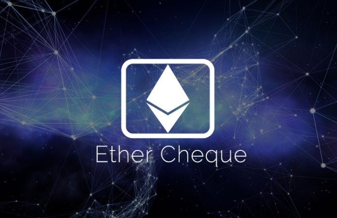 Ether Cheque
