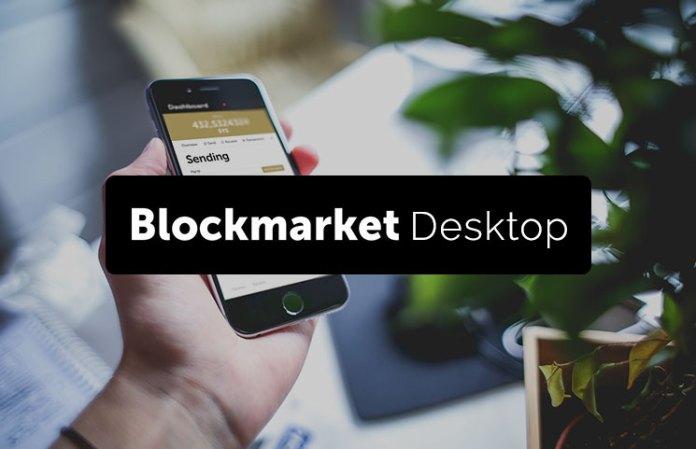 Blockmarket Desktop