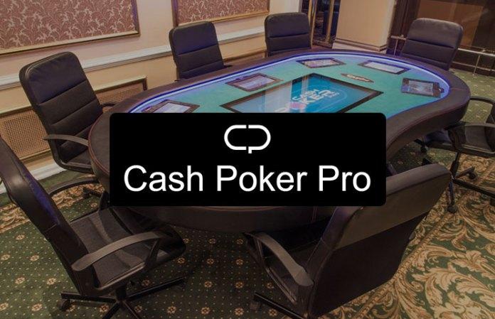 Cash Poker Pro Review - CASH Token ICO Electronic Poker Room Blockchain?