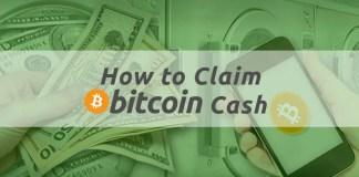 How to Claim Bitcoin Cash
