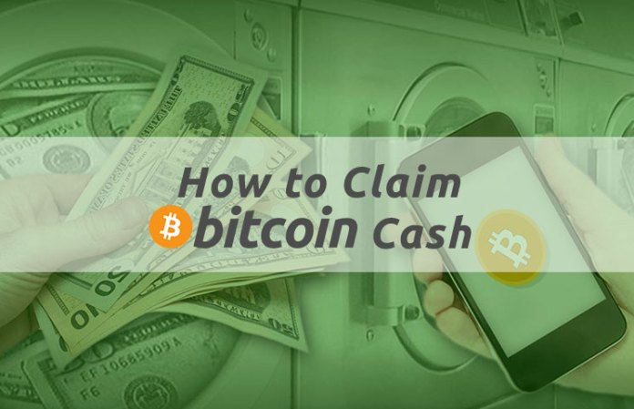 How to Claim Bitcoin Cash