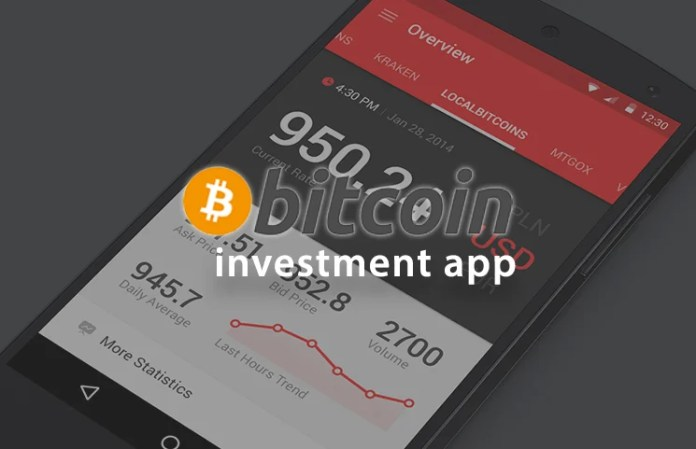 Top 3 Bitcoin Investment Apps