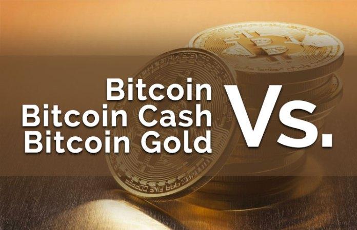 Bitcoin btc vs bitcoin cash bch vs bitcoin gold btg hard bitcoin vs bitcoin cash vs bitcoin gold ccuart Gallery