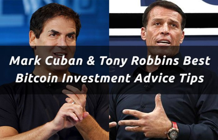 Mark Cuban & Tony Robbins' Best Bitcoin Investment Advice Tips