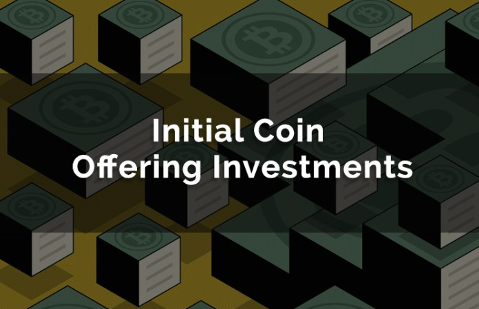 Initial Coin Offering Investments