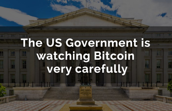 The US Government Is Watching Bitcoin Very Carefully