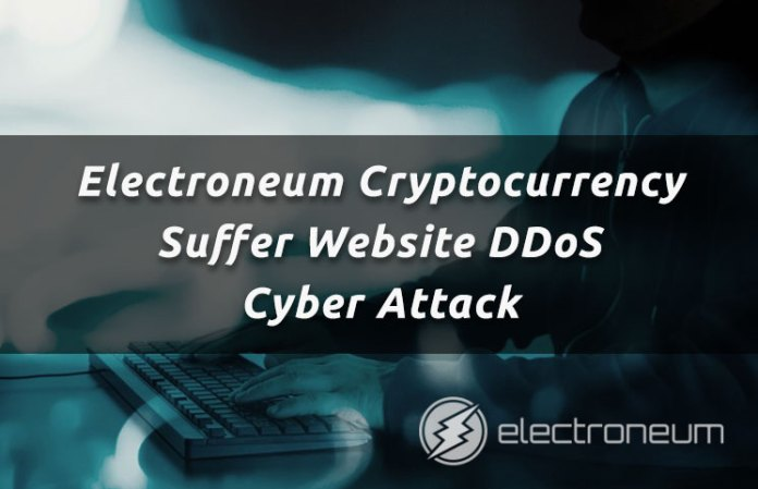 electroneum-cryptocurrency-suffer-website-ddos-cyber-attack