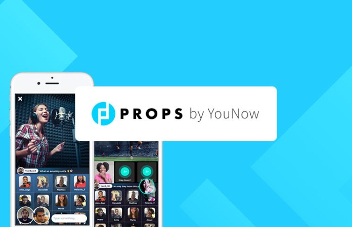 YouNow PROPS