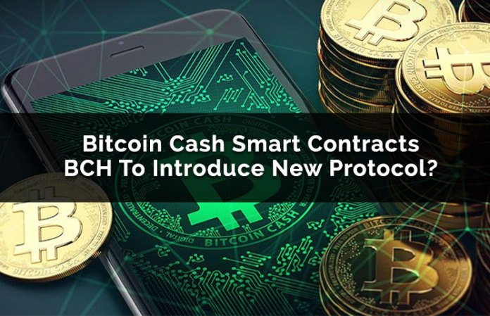 Bitcoin Cash Smart Contracts