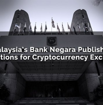 Malaysia's Bank Negara Publishes Regulations For Cryptocurrency Exchanges