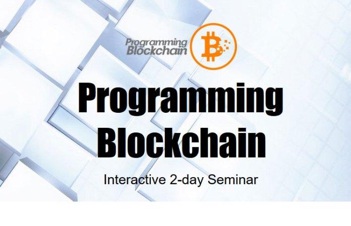 Programming Blockchain