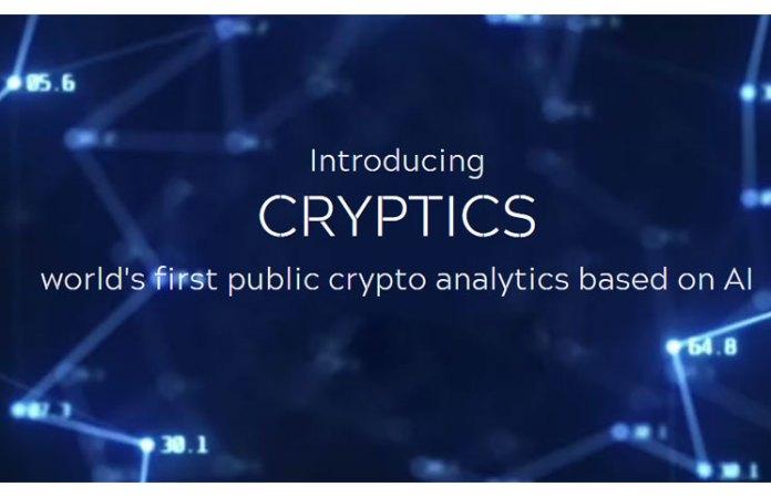 Cryptics CRP ICO