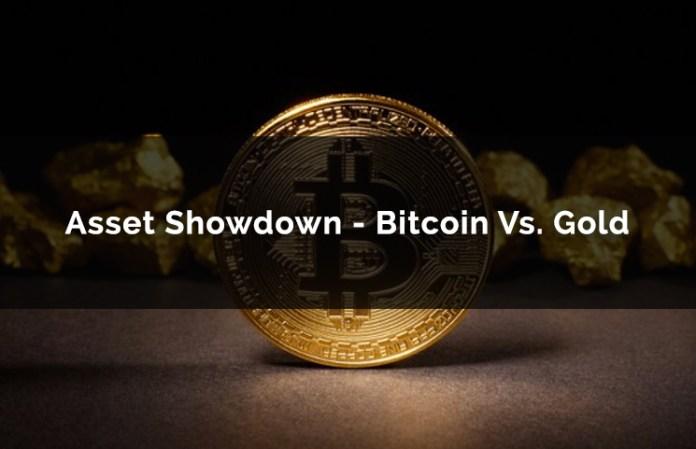 Bitcoin Vs Gold Asset Showdown
