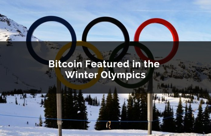 Bitcoin Featured in the Winter Olympics As Crypto Awareness Grows