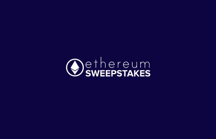 Ethereum Sweepstakes