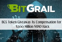 BitGrail BGS Token Giveaway As Compensation for $200 Million NANO Hack