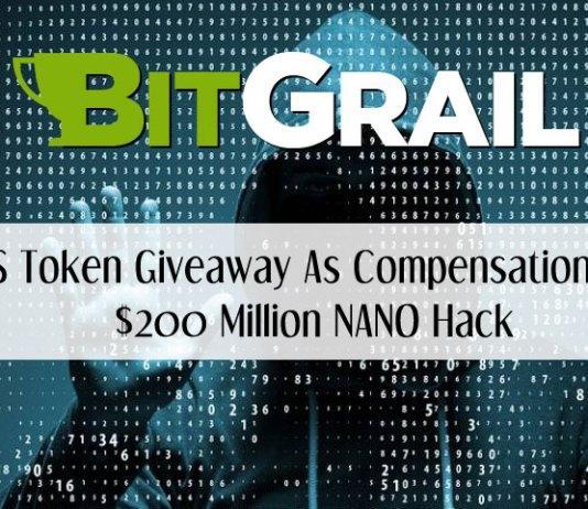 BitGrail BGS Token Giveaway As Compensation for $200 Million NANO Hack