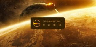 Gia Sunrise Inc