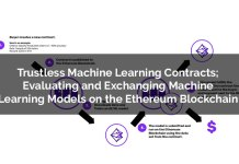 Algorithmia's ETH Blockchain Trustless Machine Learning Contracts Research