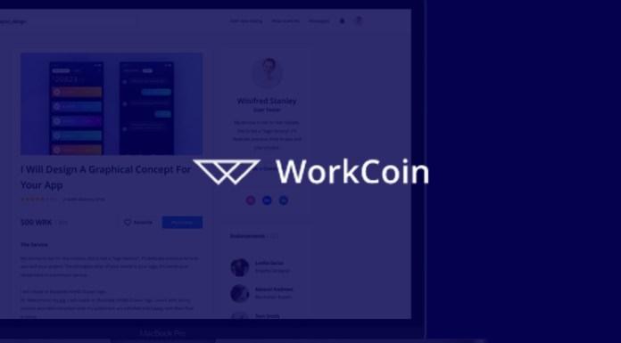 WorkCoin WRK ICO