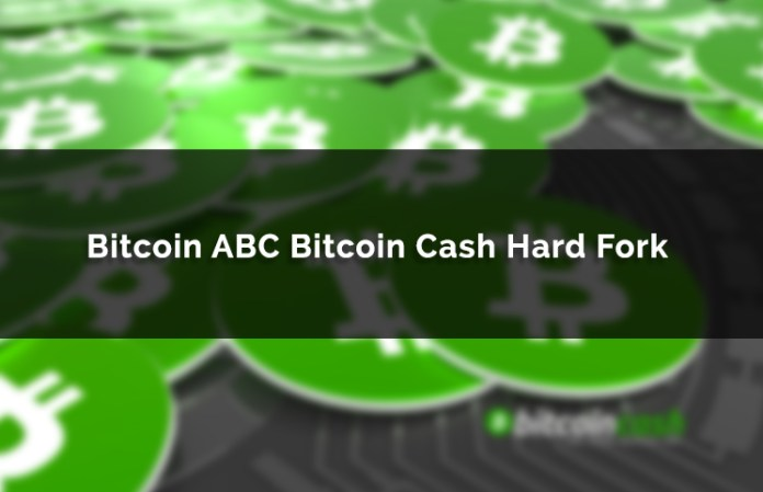 Bitcoin ABC Bitcoin Cash Hard Fork