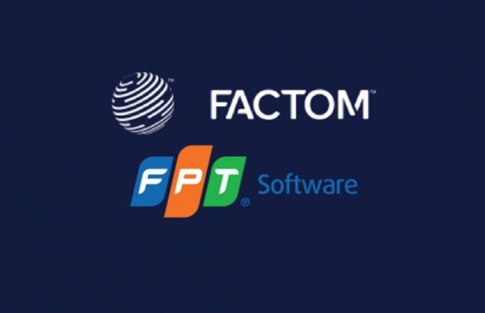 Factom & FPT Software Form Factom Harmony Blockchain As A Service