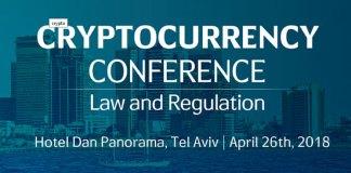 TLV Cryptocurrency Conference Law & Regulation In Tel Aviv April 26