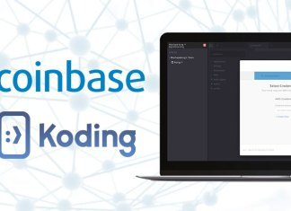 coinbase koding