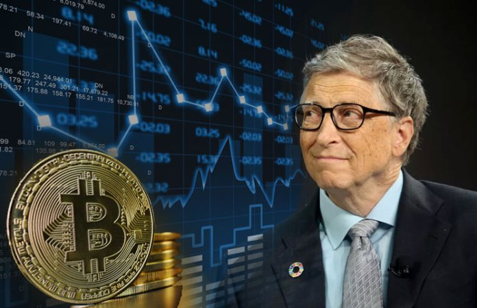 Image result for bill gates bitcoin