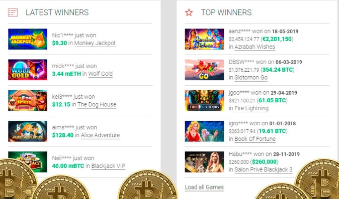 Best bitcoin slots to play at delta downs