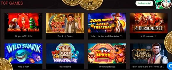 List of online casino sites