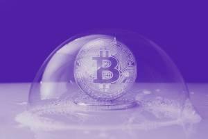 Wann platz die Bitcoin Blase?