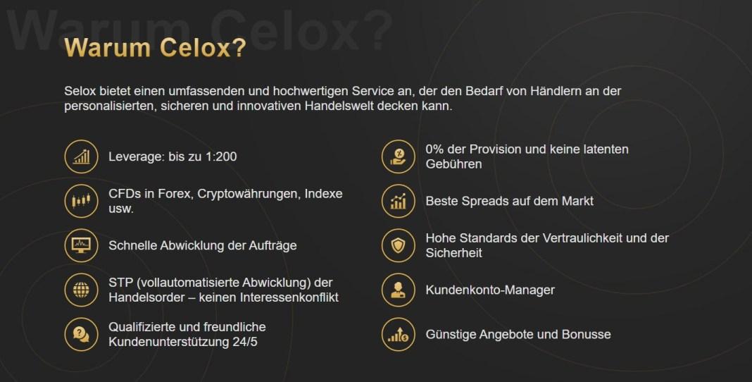 Warum Celox