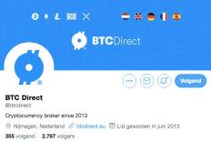 BTC direct twitter