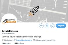 Crypto benelux twitter