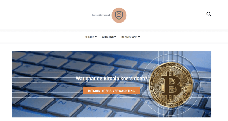 Cryptocurrency Website Currentcrypto
