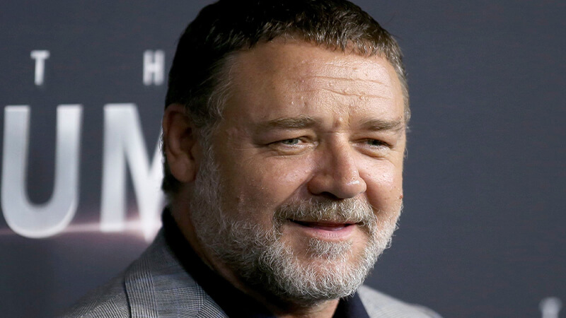 Russell Crowe Bitcoin 2021