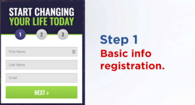signing up now bitcoin