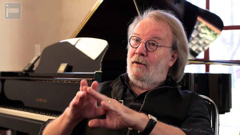 Benny Andersson Bitcoin Code