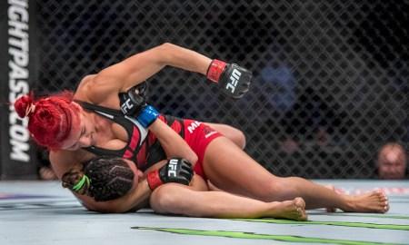 MMA: UFC 202-Markos vs Casey