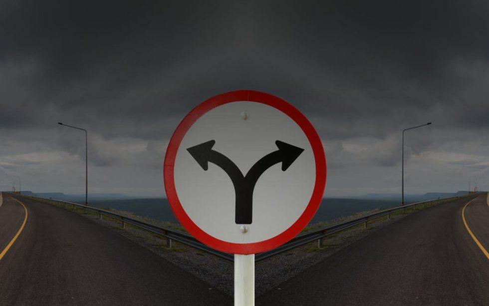 A Slight Risk of a Blockchain Split
