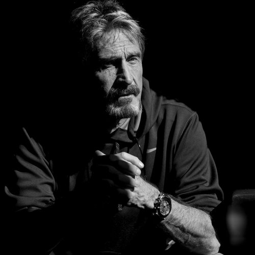 CEO de MGT Capital Investments John McAfee