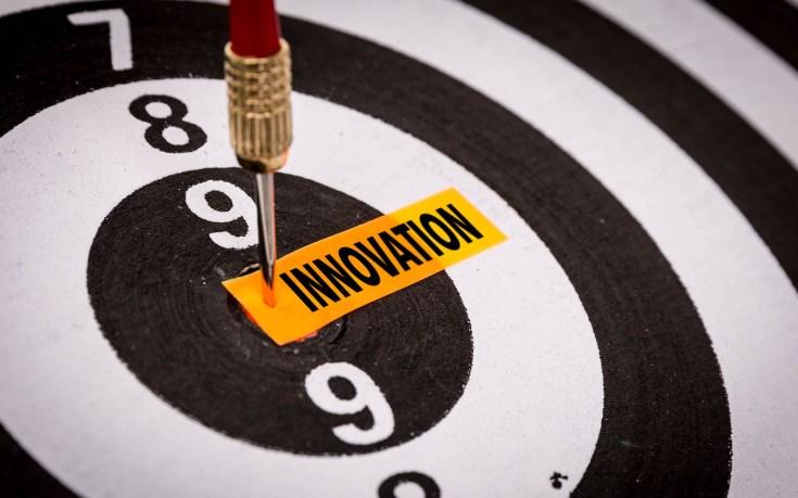 Nenhuma opção a não ser inovar