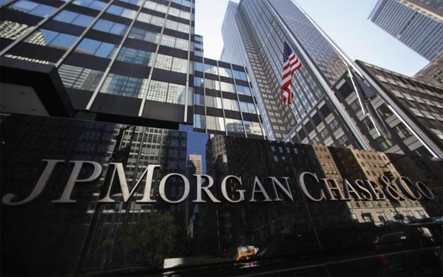 JPMorgan Chase & Co Involved